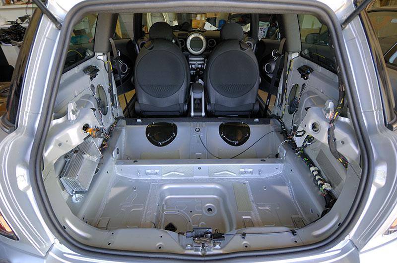 Bombadil: 2007 MINI Cooper S, R56, Pure Silver, LSD, Wood Shift Knob,