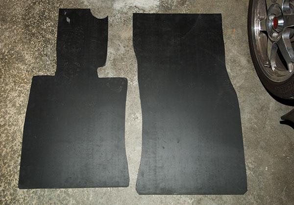 Soundproofing Floormats